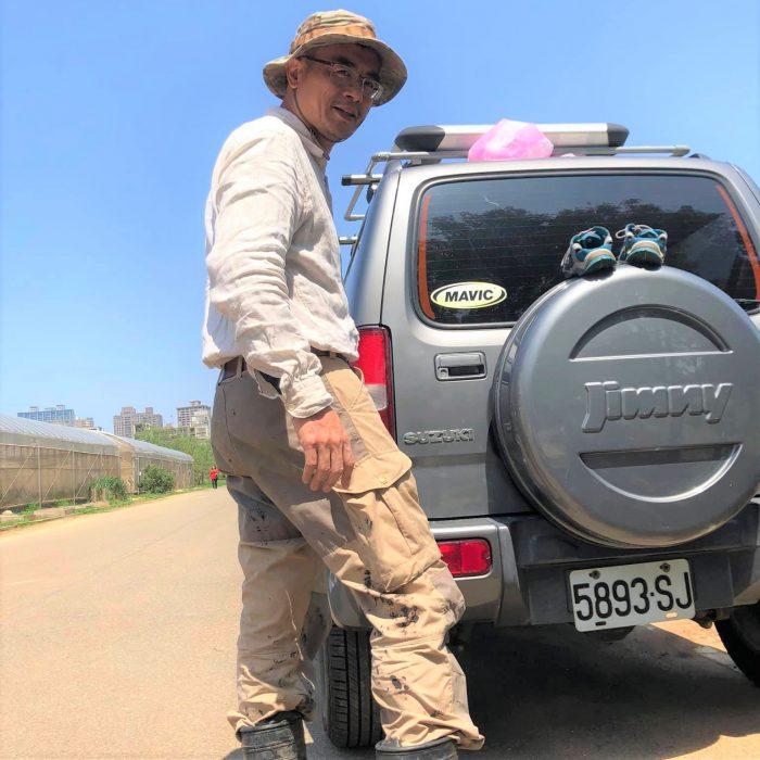 Dr. Jyh-Min Chiang / Director