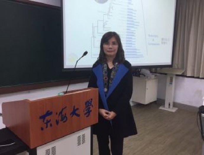 恭賀19屆系友趙淑妙博士擔任中央研究院生物多樣性中心主任