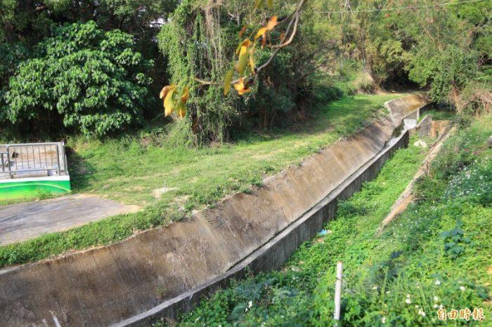 東大溪污染整治動工 3億元變身親水環境